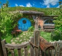 Gartenhaus selber bauen - Willkommen im Auenland!
