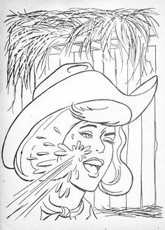 crayola horrors a look at some odd and unsettling vintage coloring books flashbak flashbak - Weird Coloring Books