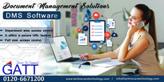 DMS software is a cloud-based software suite used to integrated comprehensive documents of organisation at single digital platform. By doing this, you do not only manage and organise the documents easily but get instant access to documents. www.technocaretechnology.com contains detailed info about the software. Contact number: 0120-6671200