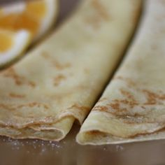How to Make Crepes--Easy! recipe