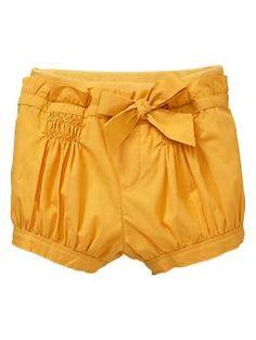 Baby & Toddler Clothing Clever Toddler Girl Shorts 2 Yrs Shorts Baby Gap Girls' Clothing (newborn-5t)
