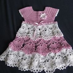 Crochet patterns baby clothes