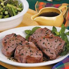 Mint Sauce for Lamb Recipe