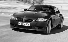 Amazing 2006 BMW Z4 M Coupe 4 HD Widescreen Images