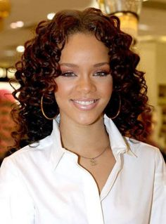 Admirable Curly Weaves Curly Weave Hairstyles And Weave Hairstyles On Pinterest Hairstyle Inspiration Daily Dogsangcom