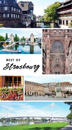 Joie de vivre meets gemütlich in this city with a French soul, German trimmings, and a whole lot of charm! If you love wine, storybook houses, and great food, you'll love Strasbourg. Click through for the best things to do in Strasbourg!