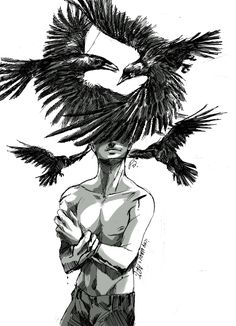 The Raven Cycle Art — ichimakesart: Raven Boys! Reposting on a new...