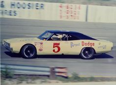 Buddy Baker's stock cars at Milwaukee, WI. Old Race Cars, Old Cars, Car Photos, Car Pictures, Nascar Cars, Nascar Racing, Auto Racing, Plymouth Cars, Good Looking Cars