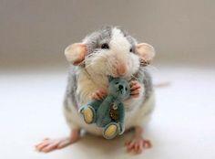 Rattengeknuffel