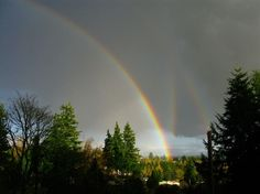 SOLVED: The Mystery of Double Rainbows - weather.com
