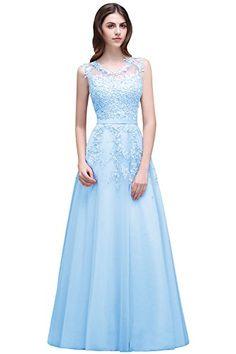 online shopping for Babyonlinedress Babyonline Women s Lace A Line Formal  Evening Dress For Women Long Prom Dress from top store. fa9b59b87