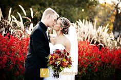 Fall Wedding Photos -Matt DeBackere Photography