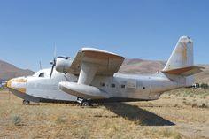 Private, Grumman HU-16B Albatross N3395F