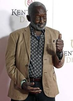 Comedian Garrett Morris arrives at the Kentucky Derby at Churchill Downs in Louisville, Ky. Garrett Morris, Kentucky Derby Fashion, Run For The Roses, Churchill Downs, Home Sport, Hooray For Hollywood, Man Humor, Latest Video, Sports News