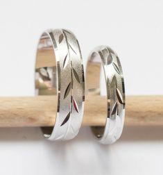 Hochzeitsband festgelegt sein und ihrs Trauringe weiß von havalazar