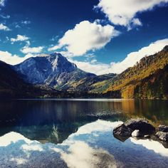 Langbathsee Ebensee Paradise On Earth, Throughout The World, The Good Place, Places To Visit, Universe, Europe, Adventure, Landscape, Instagram Posts