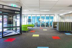 Entrance Lobby of the new PKF SMART Business Hub