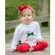 RuffleButts.com - 3-Piece Holiday Pure Joy Gift Set #Rufflebutts