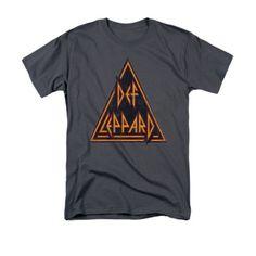 Def-Leppard-Distressed-Logo-T-shirt