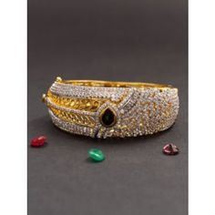 Design no. 16.249....Rs. 4700  - Online Shopping for Bracelets n Bangles by chaahat fashion jewellery