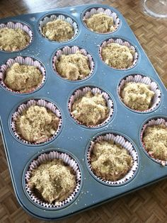 whole wheat apple muffins (adapted from smitten kitchen in this blog)