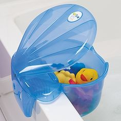 Bath Toy & Bathroom Accessory Organizer, Tub Storage Solution