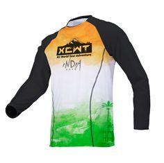 Diseño de jersey para tour en India