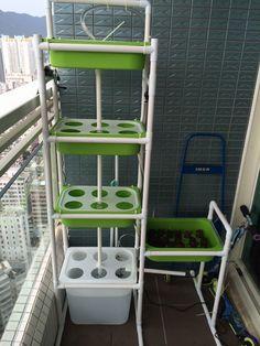 Eliooo Hydroponics: system ready to run #AquaponicsTips