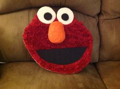 Elmo tickle me!