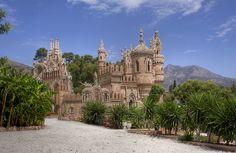 Monumento de Colomares  Málaga,  ES.