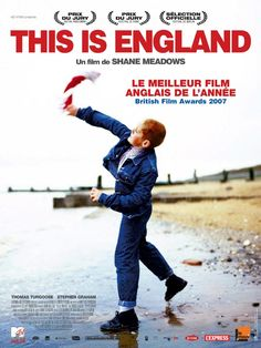 This Is England de Shane Meadows, 2007. Holy cow. Based on the director's true life. terrible English story.
