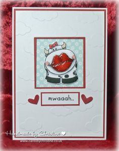 Valentines.. Smoochy by Tiddlyinks