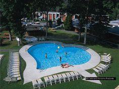 Cove Haven Entertainment resorts  Lakeville, Pennsylvania