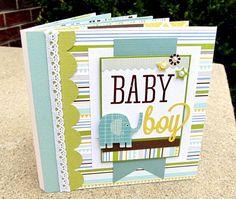 BABY BOY MINI ALBUM - Galeria