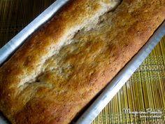 Pão Integral, para um café da manhã bem mais saudável. Clique na imagem para ver a receita no blog Manga com Pimenta.