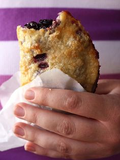 Blueberry Hand Pies by Completely Delicious, via Flickr