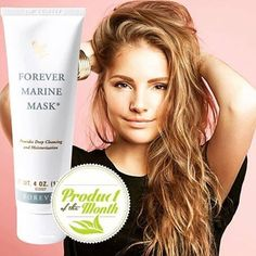 Forever Marine Mask® provides deep cleansing while balancing the skin's texture with natural sea minerals from sea kelp and algae, plus the super moisturizing and conditioning properties of Aloe Vera. http://360000339313.fbo.foreverliving.com/page/products/all-products/5-skin-care/234/usa/en Buy it http://istenhozott.flp.com/shop.jsf?language=en ID 360000339313 Need help? http://istenhozott.flp.com/contact.jsf?language=en