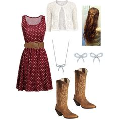 Fall outfit / country outfit / spring outfit / summer outfit