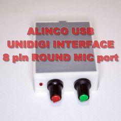 Alinco-DX-SR8-amp-DX-SR9-Digi-Interface-with-PTT-PSK-PSK31-FT8-SSTV