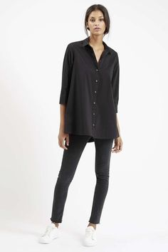 Oversized Shirt - New In- Topshop Europe
