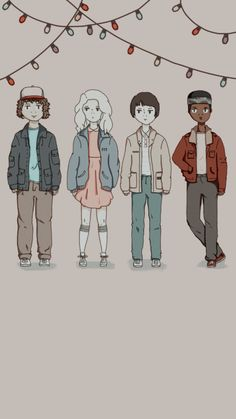 28 fondos de Stranger Things para el celular – Fashion Diaries | Blog de moda