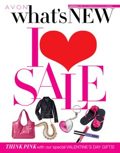 Avon What's New Campaign 4 2015 - View Avon What's New or demo books for Avon Representatives online at http://www.makeupmarketingonline.com/avon-whats-new-brochures-online-2015/