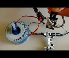 Arduino Nano and Visuino: Control Servo with Rotary Encoder - Hackster. Arduino Motor, Light Up Dance Floor, Beaglebone Black, Arduino Programming, Diy Tech, Arduino Projects, Easy To Use, Rotary, Innovation Design