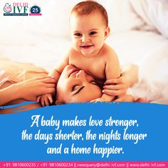 A baby makes love stronger, the days shorter, the nights longer and a home happier. #ivf #infertility #ivfjourney #fertility #ttc #icsi #iui #ivfsupport #pregnancy #infertilityawareness #ivfsuccess #fertilityjourney #ivfcommunity #pcos #ivfwarrior #baby #ttcjourney #surrogacy #t #fertilitytreatment #in #infertilityjourney #infertilitysupport #endometriosis #ivfgotthis #ivfpregnancy #fertilityawareness Consult Our Experts… Today! 👉For Appointments - +91 9810600235 | 844 844 1094 Art Fertility, Fertility Center, Types Of Infertility, Infertility Treatment, Endometriosis, Pcos, Ivf Pregnancy, Ivf Clinic, Surrogacy
