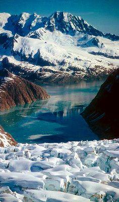 Parque Nacional Kenai Fjords , Alaska
