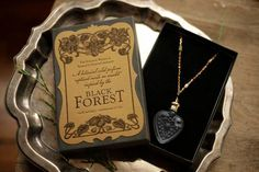 """Heart of the Dark Forest Amulet"" by Perfume For Strange Women"
