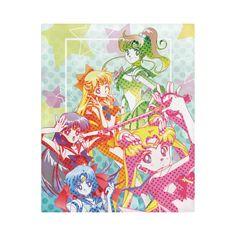 Sailor Moon Pois Duvet Cover 86
