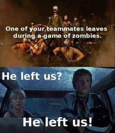 So true, call of duty black ops 2 zombies