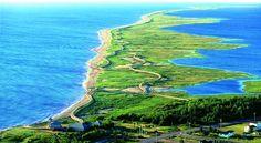 Irving Eco-Centre, La Dune de Bouctouche, New Brunswick, Canada New Brunswick Tourism, New Brunswick Canada, O Canada, Canada Travel, Canada Pictures, Atlantic Canada, Prince Edward Island, The Dunes, Beach Holiday