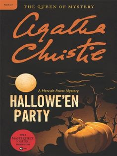 The quintessential Halloween read by the Queen of Crime herself!